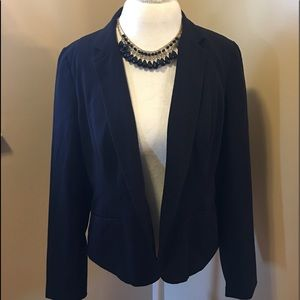Worthington One Button Blazer